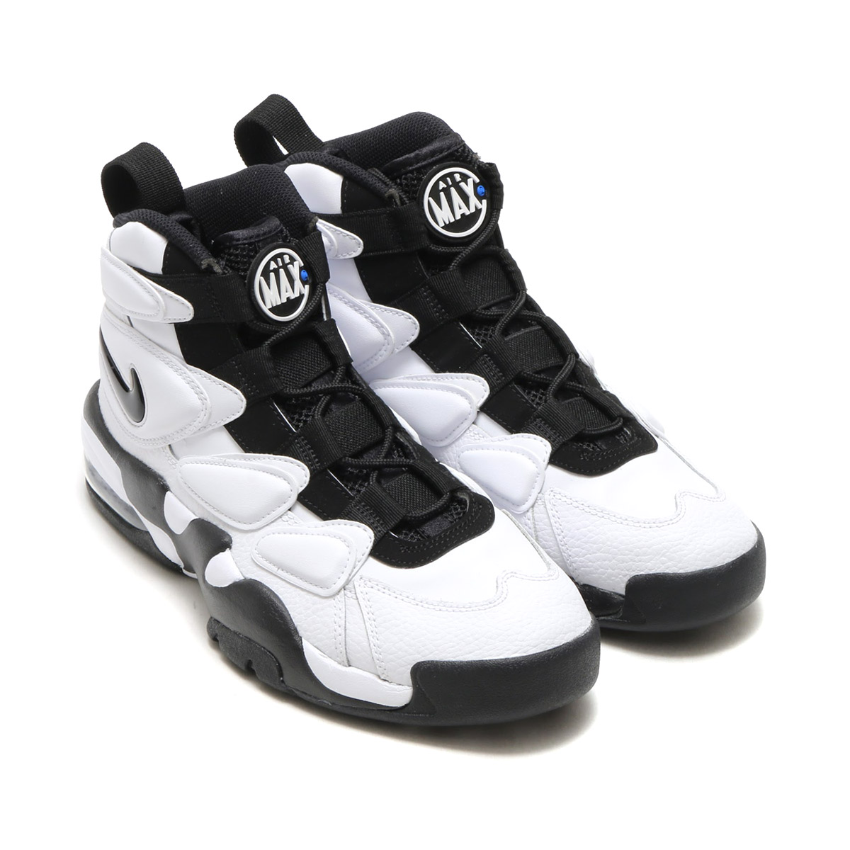 new style 7acee b8e76 ... air more uptempo 2 white black royal ccb19 7d37f  italy i will remember  a game of the mid 90s only by a basketball fan having