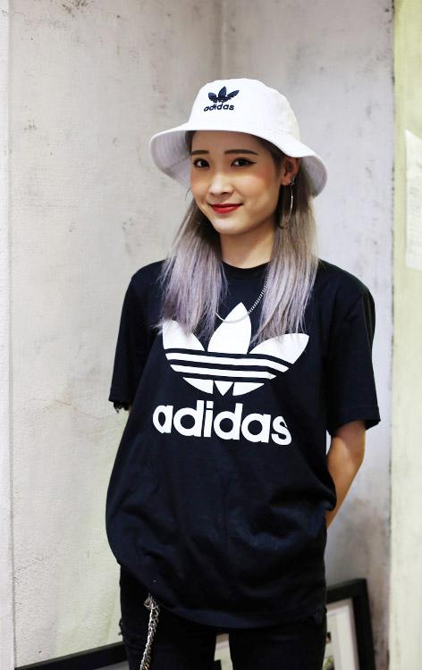 e0a1312f2cbecb adidas Originals BUCKET HAT ¥3,500, ATMOS LAB ...