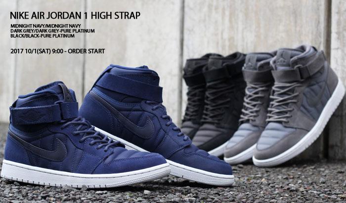 df2acab35529 ... discount nike air jordan 1 high strap 1 midnight navy midnight navy  aa322 8799e