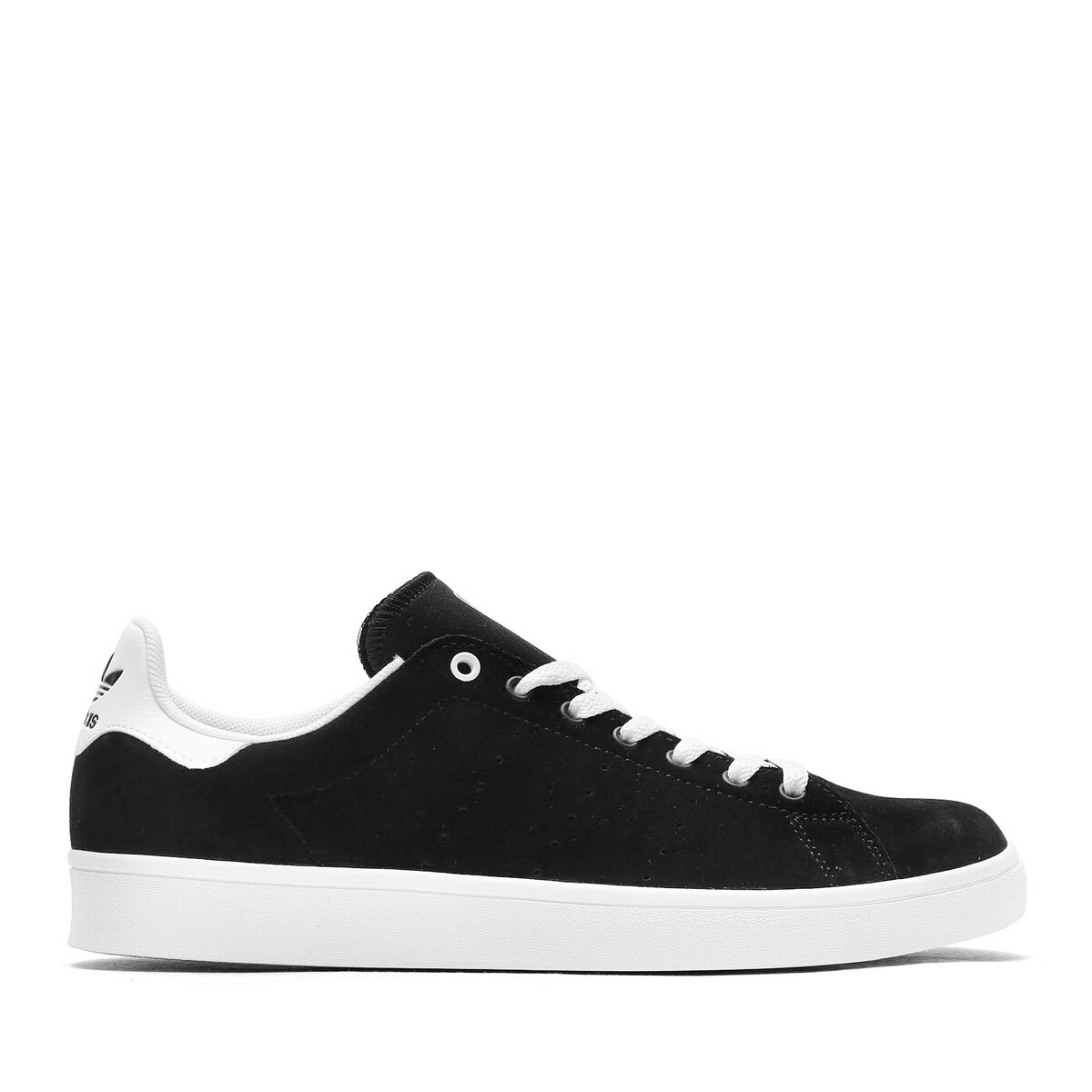 the latest 91568 5cc43 adidas Originals STAN SMITH VULC (Adidas originals Stan Smith) (Core  Black/Core Black/Running White) 17SS-I