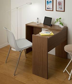 atom-style | Rakuten Global Market: Computer desk high type L ...