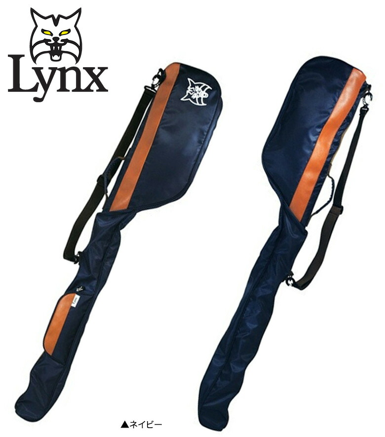 30c759d5ae 楽天市場】リンクス ゴルフ LXCC-8254 クラブケース ネイビー Lynx ...