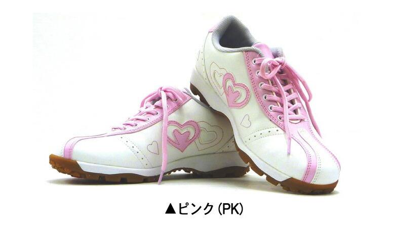 【レディース】 パーソンズ ゴルフ ソフトスバイク PGS-2011 ゴルフシューズ