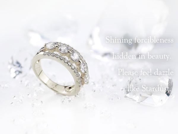 鑑定書付 ダイヤモンド プラチナリング ダイヤ エンゲージリング 婚約指輪