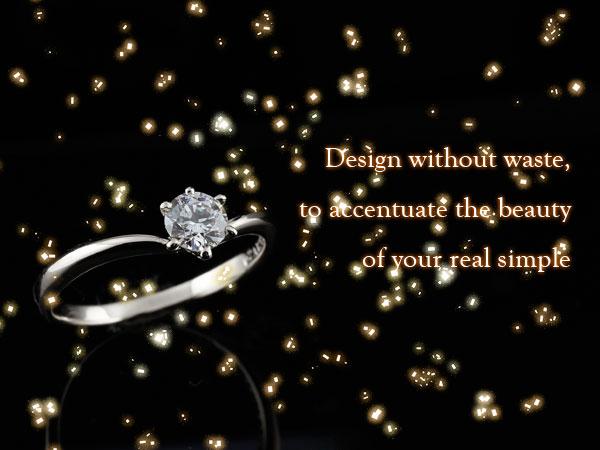 ダイヤモンド プラチナリング ソリティア 一粒 大粒 立爪 エンゲージリング 婚約指輪