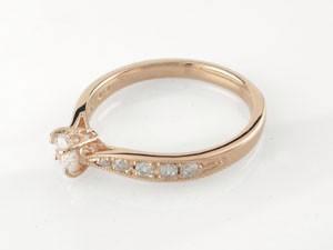 指輪ダイヤモンド0.44ct