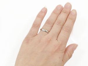 指輪ダイヤモンドプラチナ900