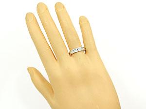 指輪,ホワイトゴールドk18,天然ダイヤモンド,エンゲージリング