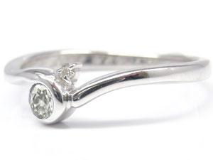 指輪,ピンキーリング