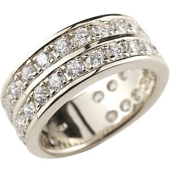 ダイヤモンドリング 婚約指輪 エンゲージリング ホワイトゴールドk18