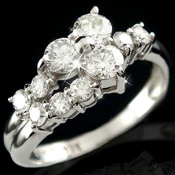 ハードプラチナ ダイヤモンドリング
