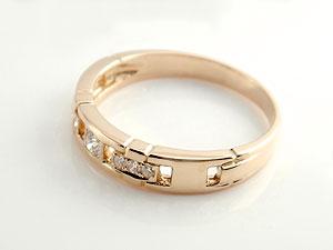 指輪,ピンクゴールドK18