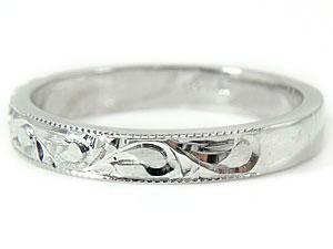 ペアリング,結婚指輪,K18WG