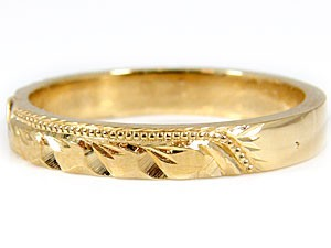 ペアリング,結婚指輪,K18