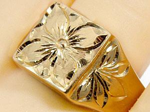 ペアリング,結婚指輪,イエローゴールドk18,送料無料
