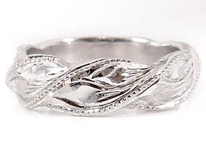 指輪ハワイアンリングPT900