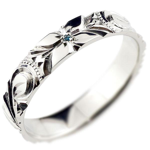 ハワイアンリング,指輪,手彫り【工房直販】