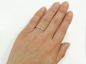 指輪,k18wgハワイアンジュエリー【送料無料】