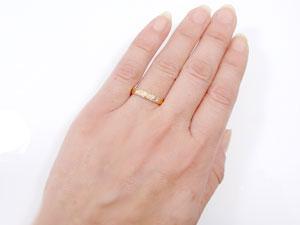 指輪,k18pgハワイアンジュエリー【送料無料】
