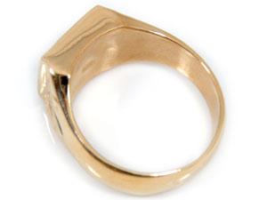 指輪,ハワイアンジュエリーk18pg