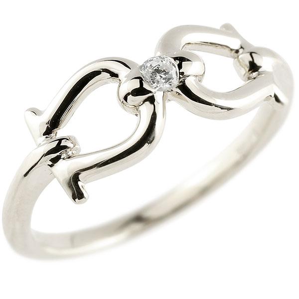 メンズ ダイヤモンド シルバーリング  指輪 ダイヤ 一粒 ダイヤモンドリング sv925 男性用 ストレート