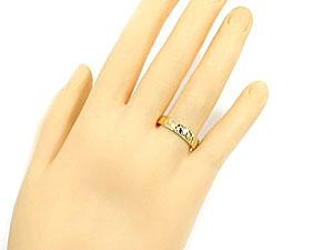 指輪ハワイアンジュエリーK18