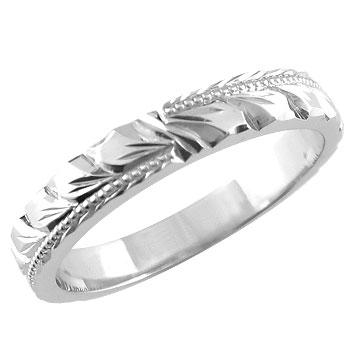 【工房直販】ハワイアンジュエリー:ハワイアンリング:指輪:シルバー925:SV925:マイレ:小指に記念にお守りとして:ハワイ