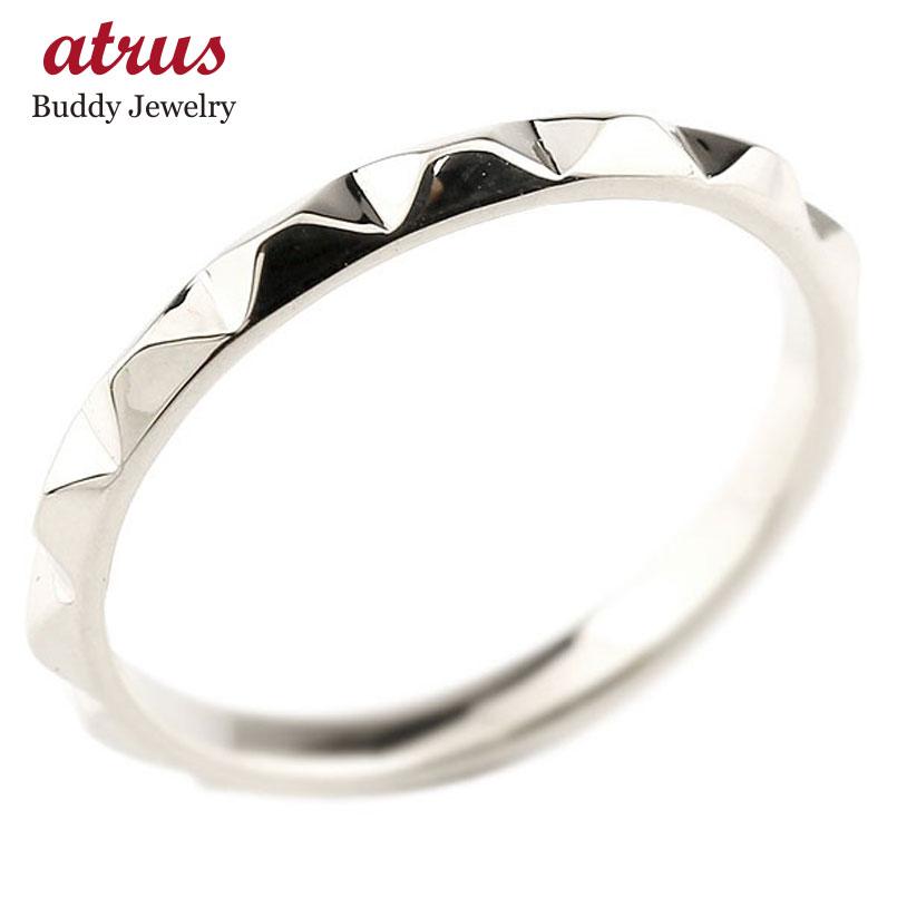 婚約指輪 エンゲージリング ハードプラチナ950 指輪 レディース 地金リング