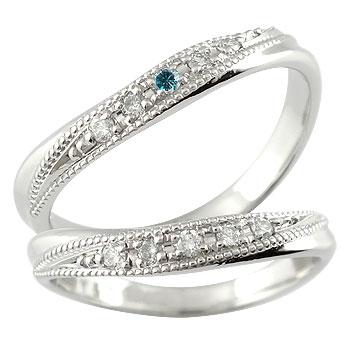ペアリング:ダイヤモンド:結婚指輪