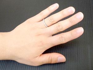 結婚指輪プラチナ900