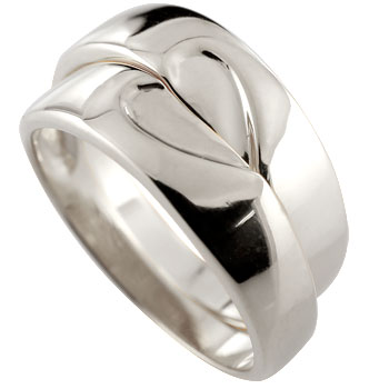 ハート ペアリング プラチナ マリッジリング 結婚指輪