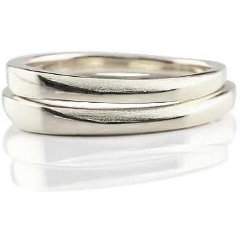 ペアリング ハードプラチナ950 結婚指輪 マリッジリング つや消し pt950
