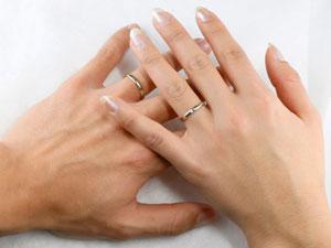 甲丸 ペアリング ダイヤモンド プラチナ 結婚指輪 マリッジリング 結婚式