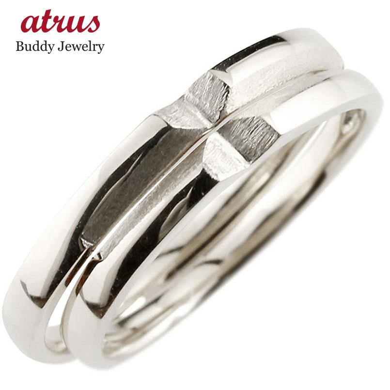 ペアリング プラチナ 結婚指輪 マリッジリング つや消し pt900