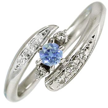 タンザナイト プラチナ リング ダイヤモンド 指輪 12月誕生石