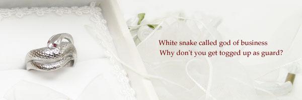 蛇リング へび スネーク