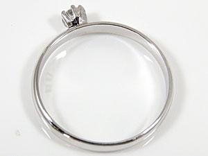 指輪,ダイヤモンド,ホワイトゴールドK18