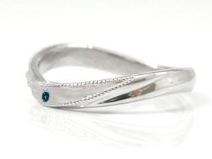 指輪,ダイヤモンド0.01ct