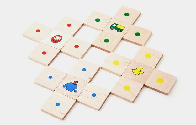 Baby piece(ベビーピース)専用木箱付(ピース:72枚入)戸田幸四郎