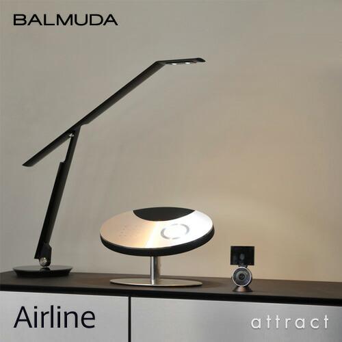 BALMUDA Airline/エアライン LEDデスクライト (照明/ライト/LED)