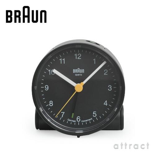 BRAUN ブラウン Alarm clock アラームクロック BNC001 カラー:2色 デザイン:デートリッヒ・ルブス