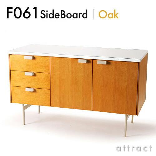 METROCS F031 SideBoard サイドボード (オーク×ホワイト)