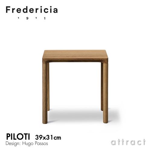 Fredericia 6700 ピロッティ PILOTI コーヒーテーブル スモークドオーク