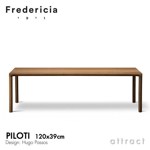 Fredericia 6715 ピロッティ PILOTI コーヒーテーブル スモークドオーク