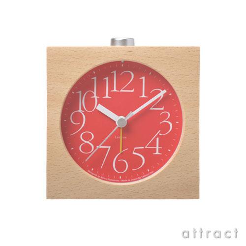 Lemnos レムノス AY alarm clock/エーワイ アラームクロック