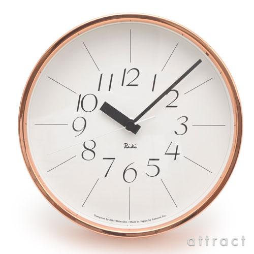 Lemnos レムノス リキクロック 掛時計