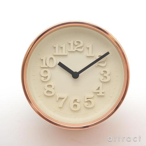 Lemnos レムノス 小さな時計 掛時計・置時計