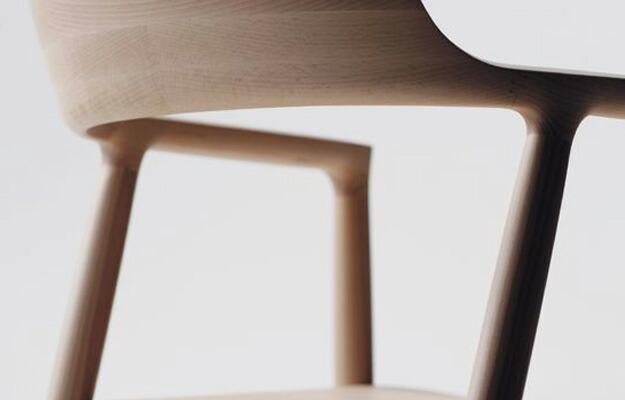 maruni マルニ木工 HIROSHIMA ヒロシマ アームチェア 板座 張座 椅子 チェア 深澤 直人 Naoto Fukasawa プロダクト デザイン 広島 家具 インテリア