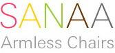 SANAA Armless Chairs