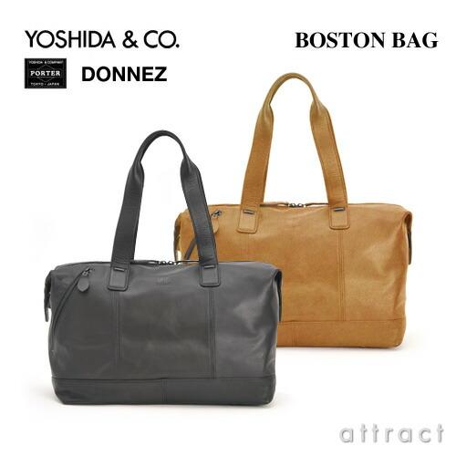 PORTER/ポーター DONNEZ/ドネ Boston Bag ボストンバッグ (128-02825)